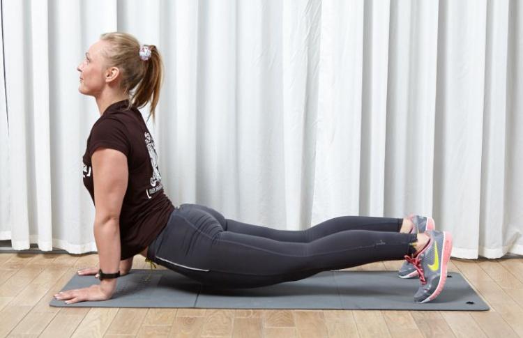 Как укрепить спину: советы от тренеров [REPUBLIKA]  Фото №437422