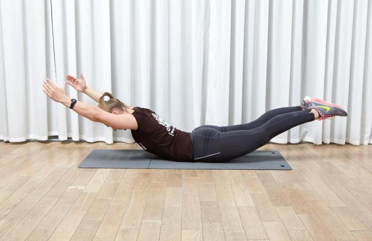 Как укрепить спину: советы от тренеров [REPUBLIKA]  Фото №437424
