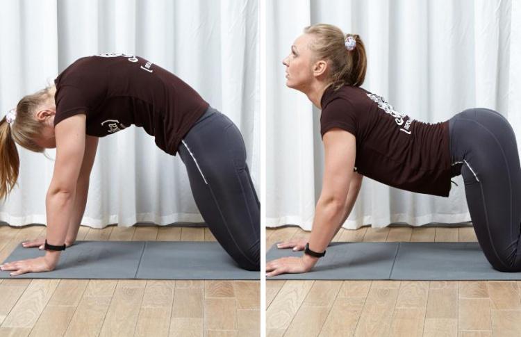 Как укрепить спину: советы от тренеров [REPUBLIKA]  Фото №437437
