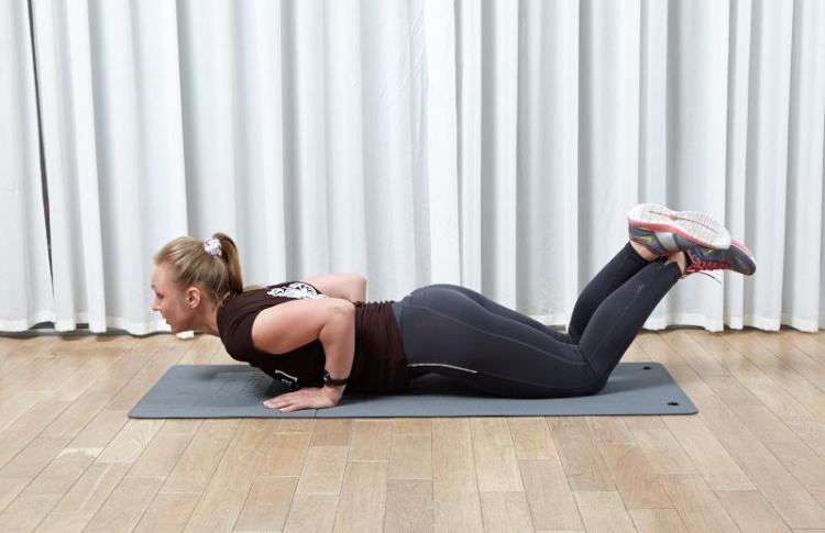 А вы знали, что планка идеальное упражнение для рук? Фото №437457