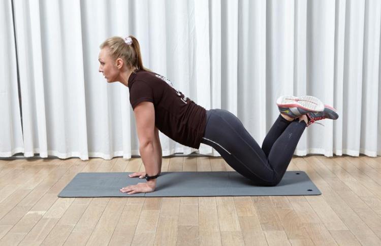 А вы знали, что планка идеальное упражнение для рук? Фото №437458
