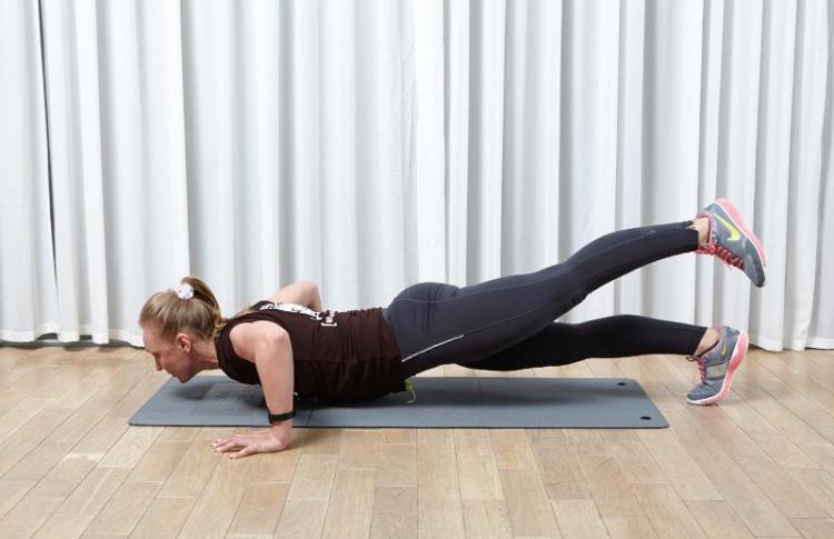 А вы знали, что планка идеальное упражнение для рук? Фото №437459
