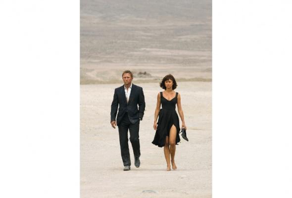 Дизайн 007: 50 лет стилю Джеймса Бонда  - Фото №4