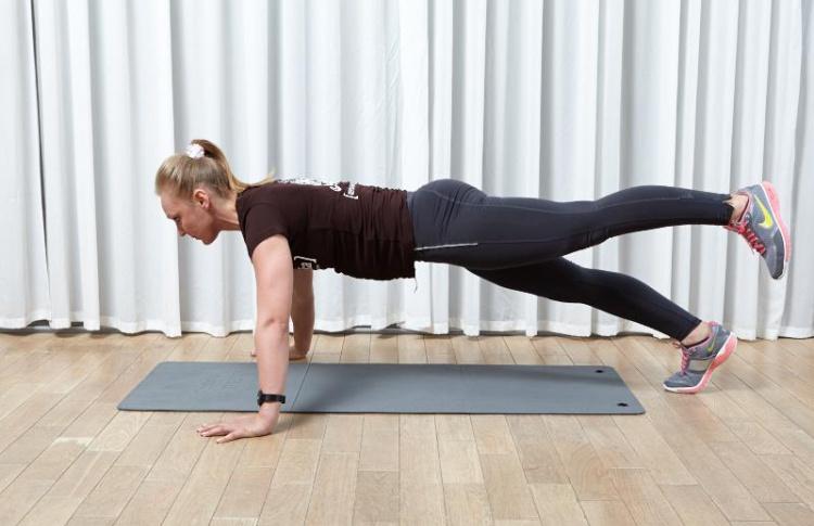 А вы знали, что планка идеальное упражнение для рук? Фото №437460