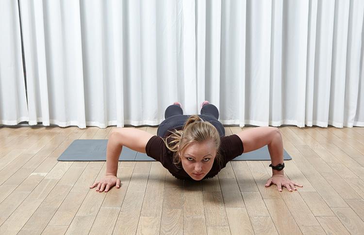 А вы знали, что планка идеальное упражнение для рук? Фото №437461
