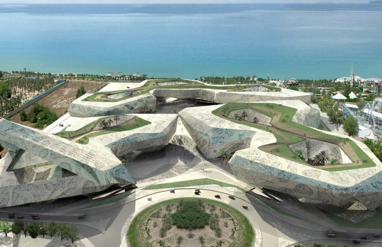 Архитектура за рамками заданных границ