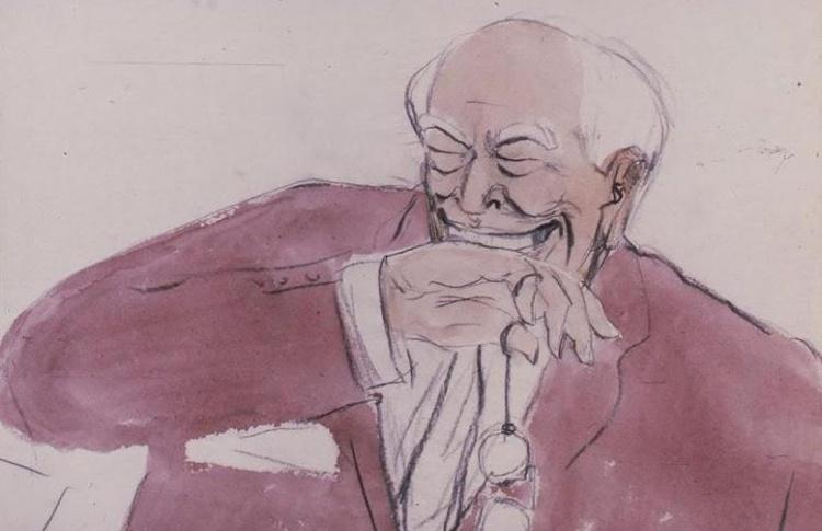 Борис Ливанов — художник