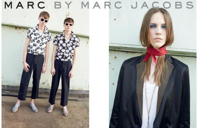 Поп-ап-стор Marc by Marc Jacobs открылся в «Цветном»