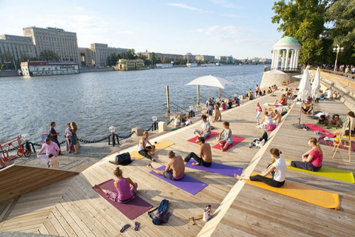 Бесплатная Москва: 8 вещей, которые можно сделать без денег