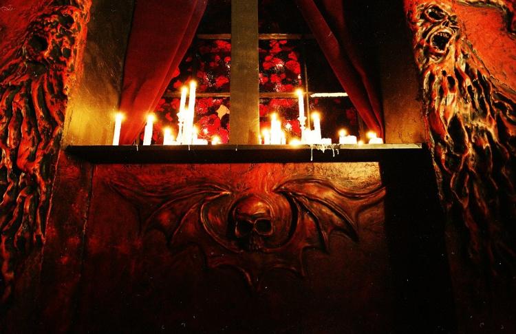 На Садовой открылся хоррор-ресторан The Bat