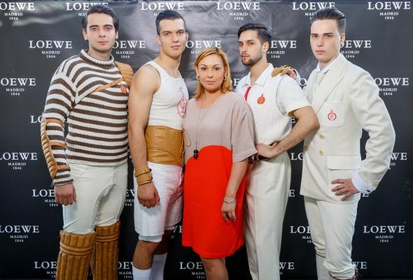 Компания Loewe представила новую коллекцию спортивных ароматов - Фото №16