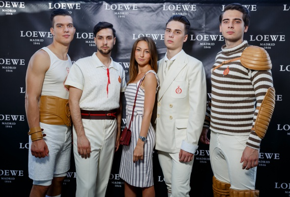 Компания Loewe представила новую коллекцию спортивных ароматов - Фото №8