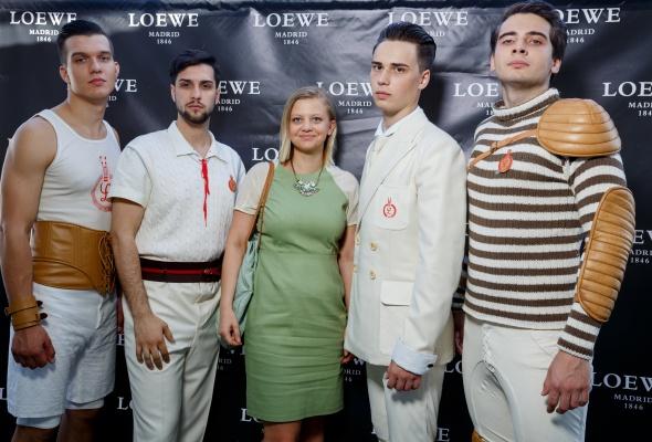 Компания Loewe представила новую коллекцию спортивных ароматов - Фото №7