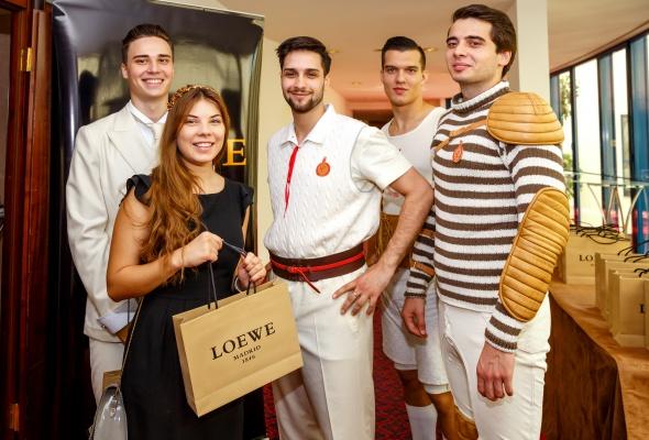 Компания Loewe представила новую коллекцию спортивных ароматов - Фото №3
