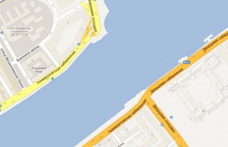 15 июня с 21:30  до 01:15 закроют Дворцовый мост