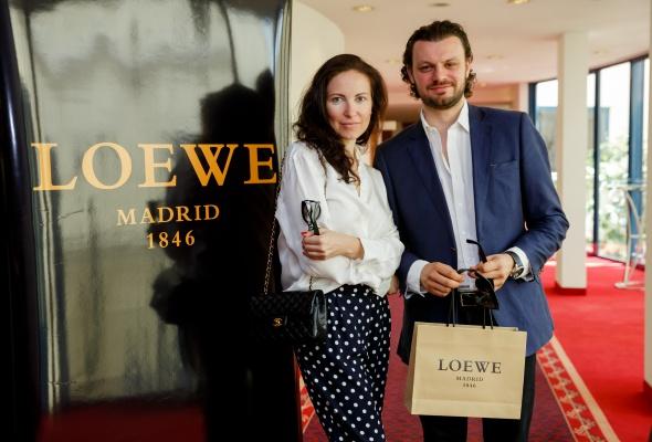 Компания Loewe представила новую коллекцию спортивных ароматов - Фото №2