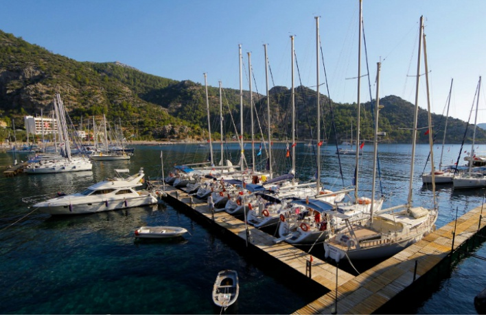 Управляющая компания FITNESS HOLDING проведет приключенческую регату в Турции