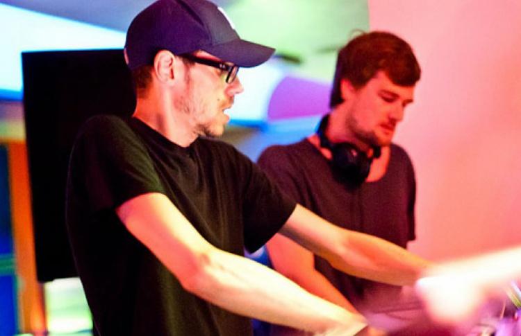 DJs Шон Ривс, Kollektiv Turmstrasse (Германия)