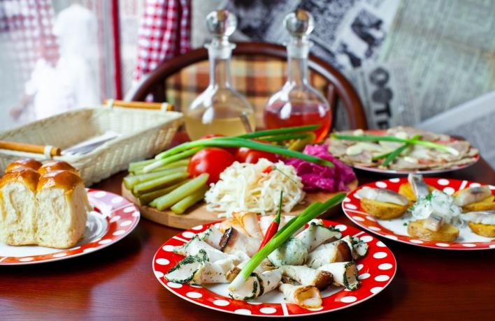 Украинская кухня: выбор Time Out