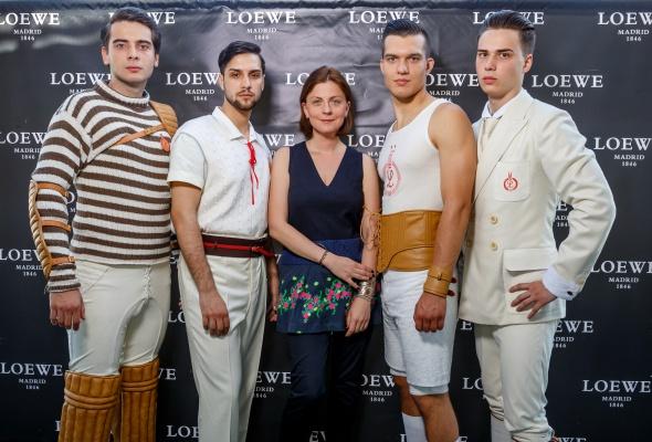 Компания Loewe представила новую коллекцию спортивных ароматов - Фото №14