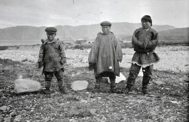 Экспедиции Сергея Обручева 1918-1939 годов