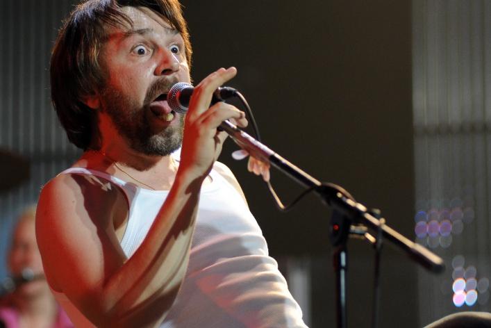 5 музыкантов, которые любят раздеваться на публике