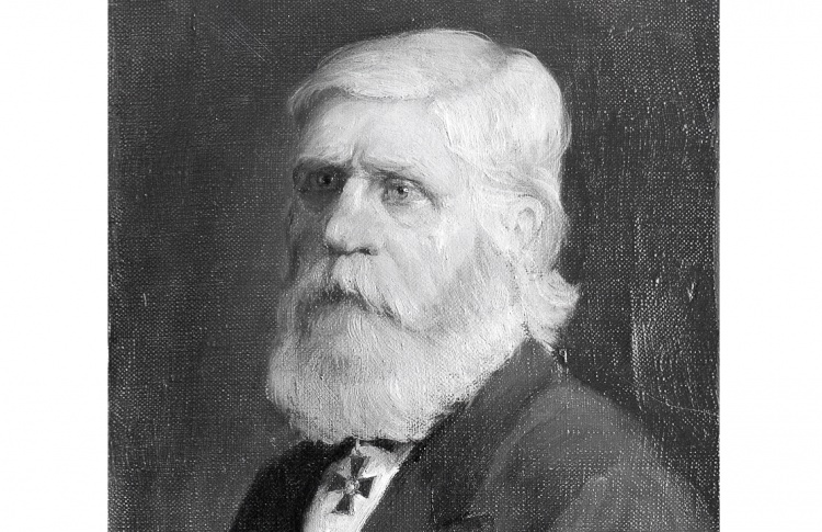 Иосиф Гошкевич. Дипломат, ученый-ориенталист