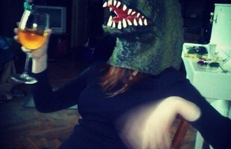 Godzilla Party