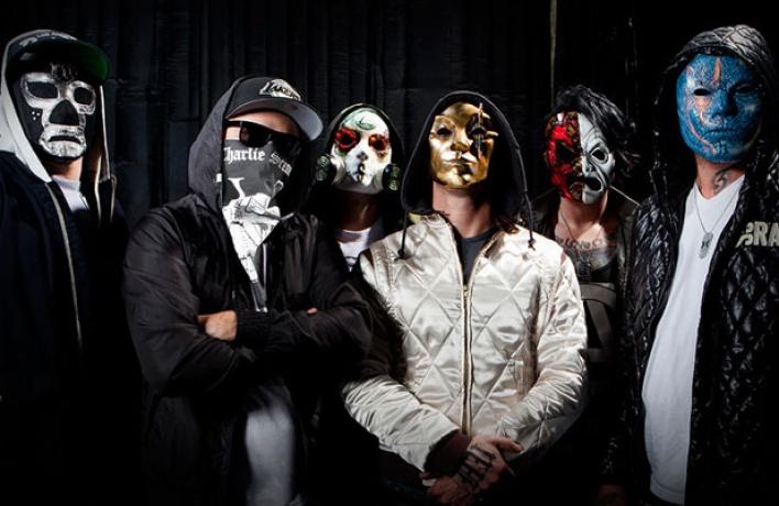 Выиграй Meet&Greet с Hollywood Undead!