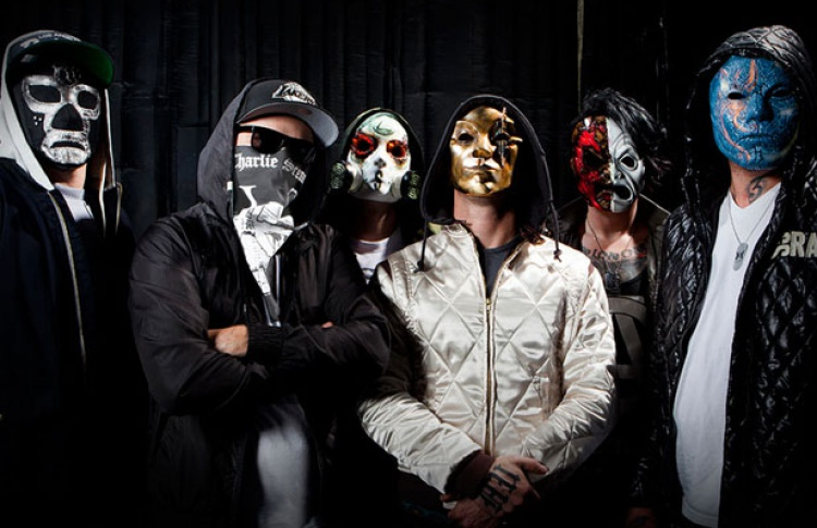 Выиграй Meet&Greet с Hollywood Undead!