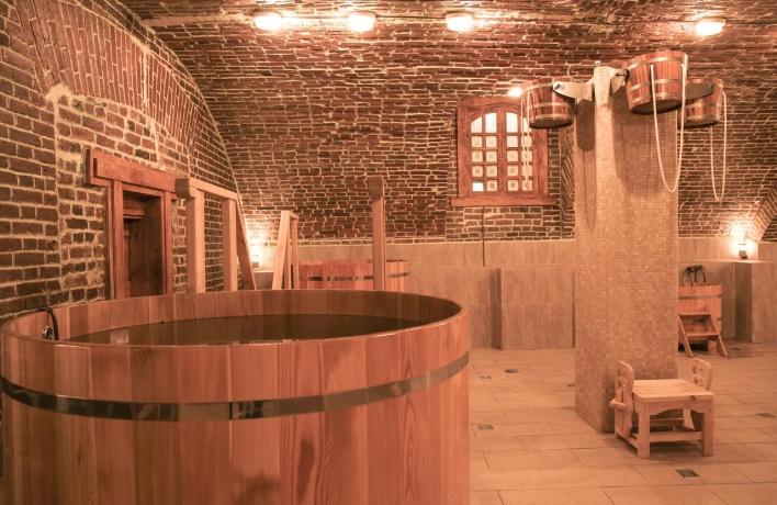 На «Красном Октябре» открылись общественные бани