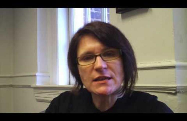 Лекция Лори Эссиг и презентация книги «На перепутье»