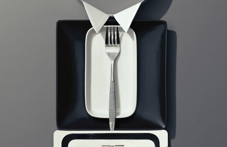 Мастер-класс по столовому этикету от Мартена Богартса