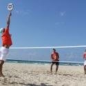 Первые ежегодные мультиспортивные пляжные игры