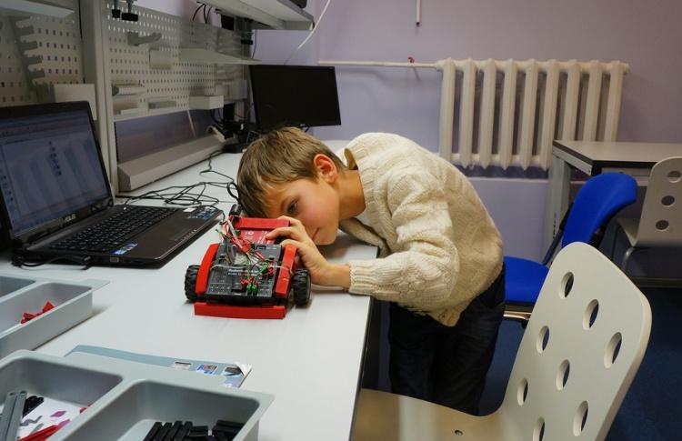 Lego NXT – собираем и программируем