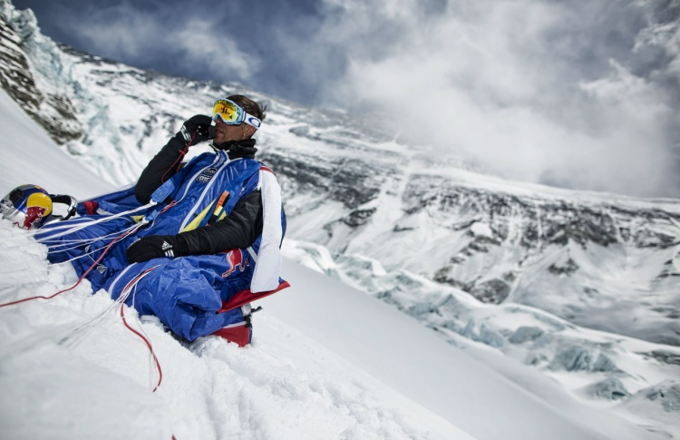 Высокий полёт. Путь на Эверест