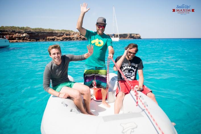 «Sails Up! Maxim Summer Club»: фотоотчет о поездке
