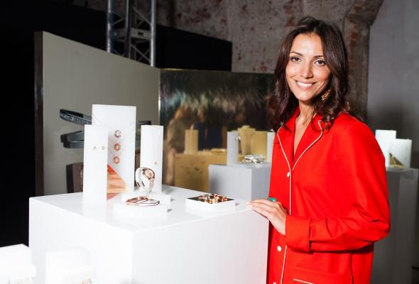 24 июня прошел первый в России fashion-показ компании Swarovski - Фото №17