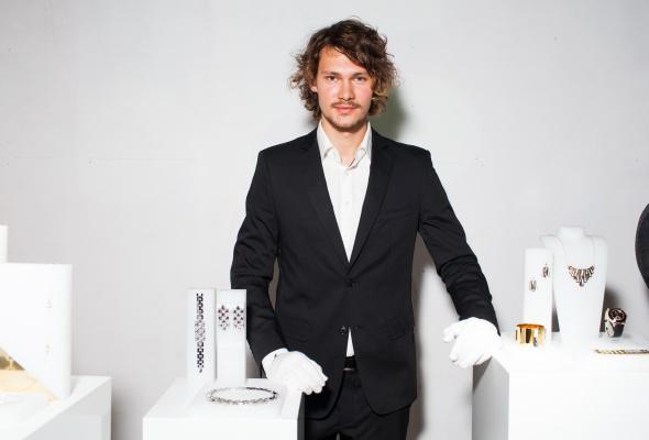 24 июня прошел первый в России fashion-показ компании Swarovski - Фото №4