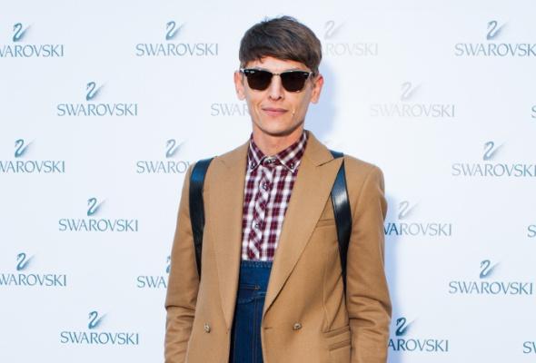 24 июня прошел первый в России fashion-показ компании Swarovski - Фото №11