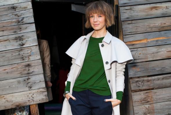 24 июня прошел первый в России fashion-показ компании Swarovski - Фото №9