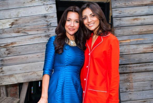 24 июня прошел первый в России fashion-показ компании Swarovski - Фото №8