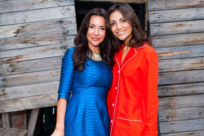 24 июня прошел первый в России фэшн-показ компании Swarovski