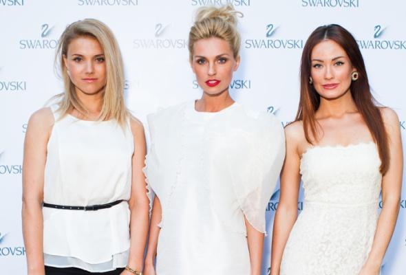 24 июня прошел первый в России fashion-показ компании Swarovski - Фото №6