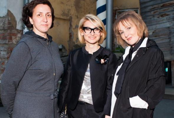 24 июня прошел первый в России fashion-показ компании Swarovski - Фото №5