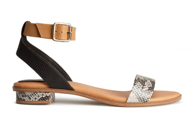 12 пар сандалий на лето Фото №439383