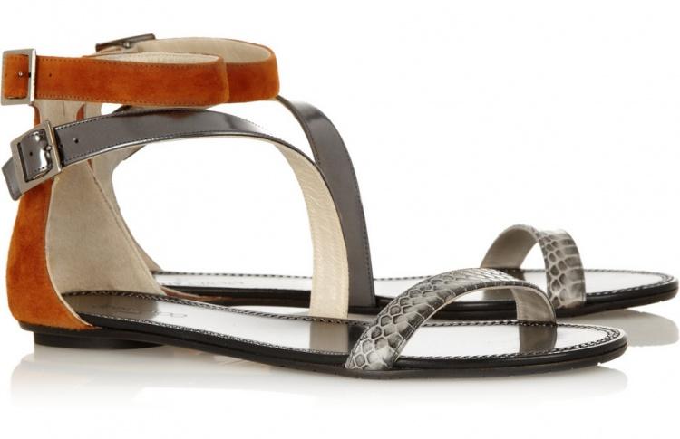 12 пар сандалий на лето Фото №439384