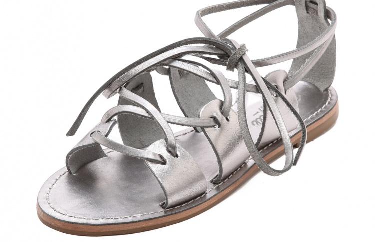12 пар сандалий на лето Фото №439385