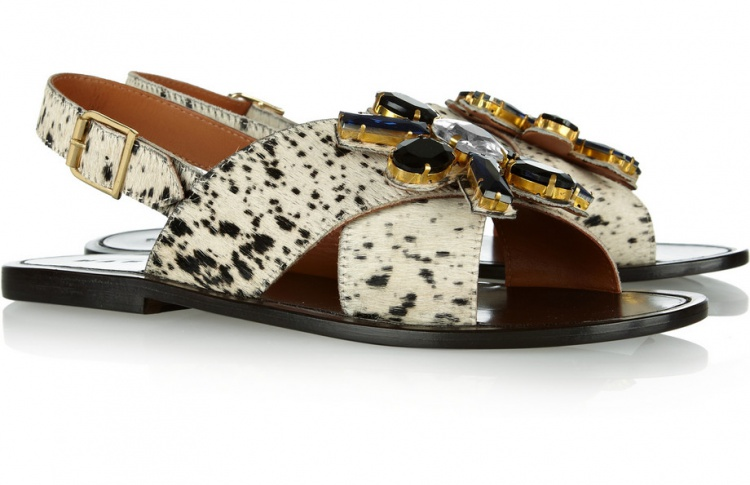 12 пар сандалий на лето Фото №439387