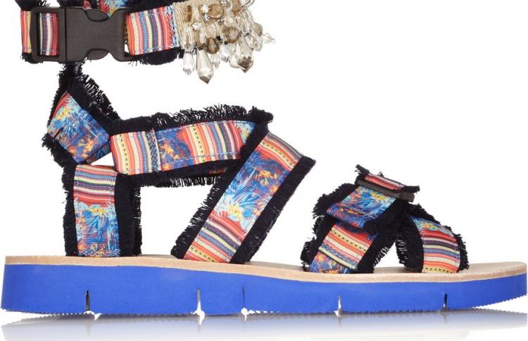 12 пар сандалий на лето Фото №439388